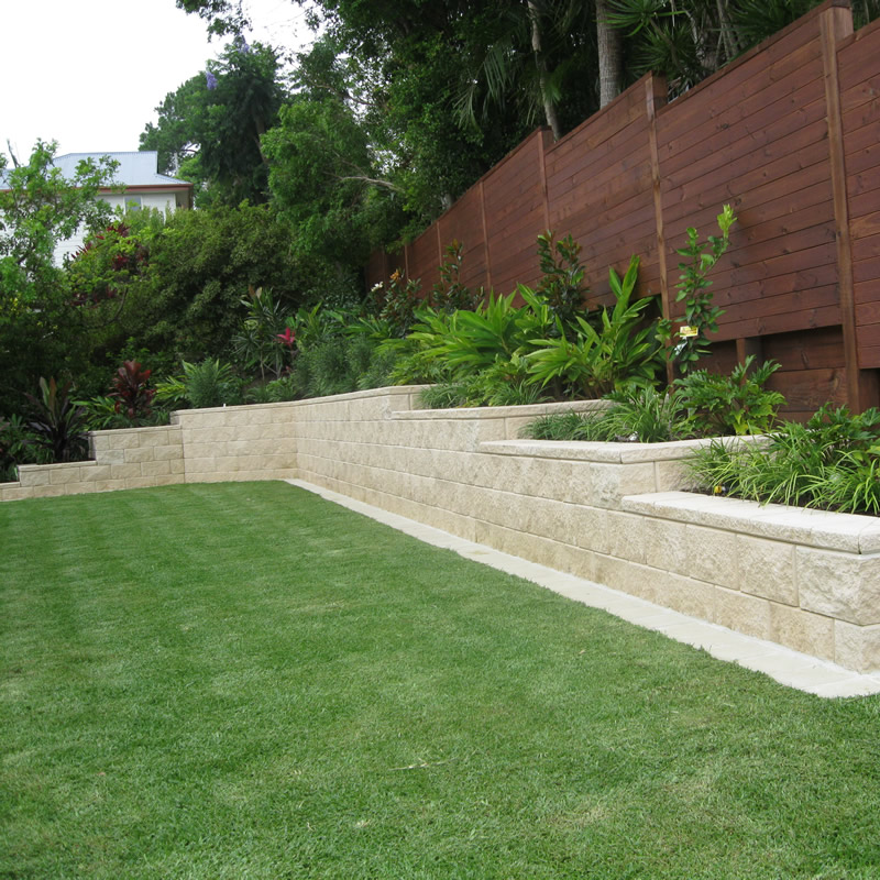 Garden design landscaping service sunshine coast north for Garden design qld